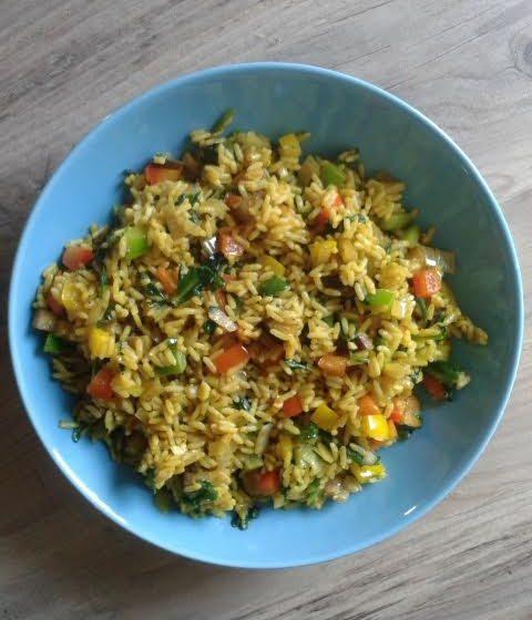 Healing Rice