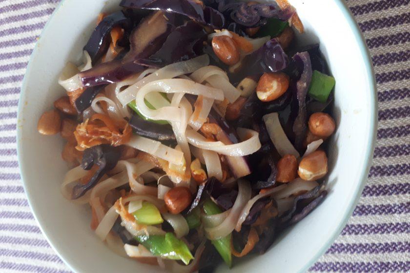 Immunity boosting stir fry