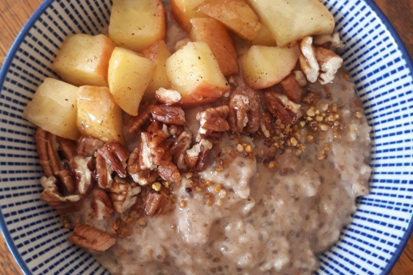 Pimped up Porridge